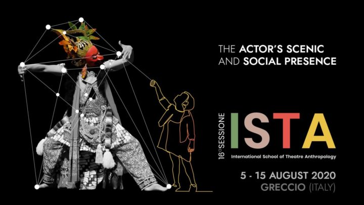 16th ISTA Session | The Actor's Scenic And Social Presence
